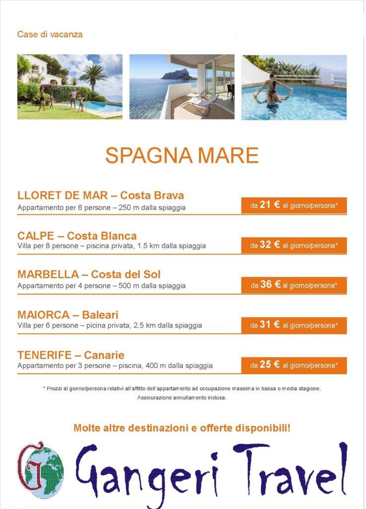 appartamenti in Spagna