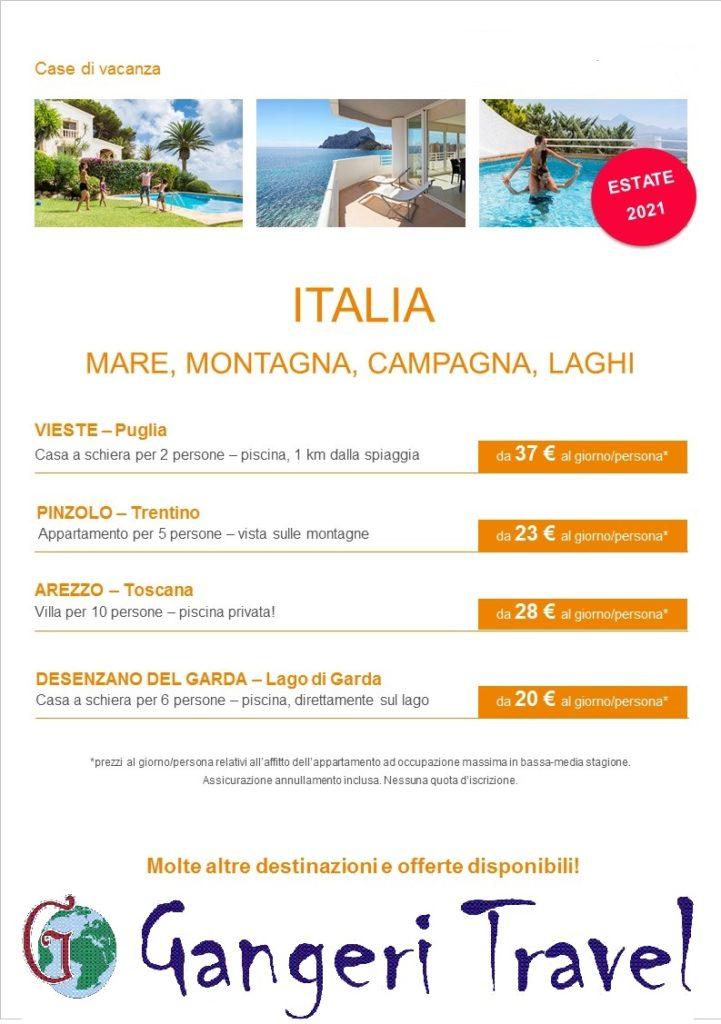 Casa vacanza Italia
